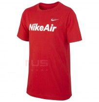 ДЕТСКА ТЕНИСКА NIKE NSW TEE NIKE AIR CS RED