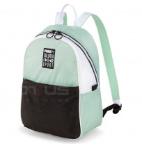 ДАМСКА РАНИЧКА PUMA PRIME STREET BACKPACK MIST GREEN