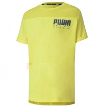 ДЕТСКА ТЕНИСКА PUMA ALPHA ADVANCED TEE B YELLOW