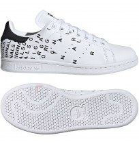 ДАМСКИ ОБУВКИ ADIDAS ORIGINALS STAN SMITH W WHITE/BLACK