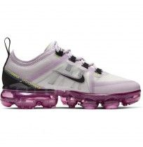 ДЕТСКИ МАРАТОНКИ NIKE AIR VAPORMAX 2019 (GS) PHOTON DUST/LILAC/BLACK