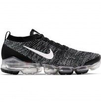 МЪЖКИ МАРАТОНКИ NIKE AIR VAPORMAX FLYKNIT 3 BLACK/METALLIC SILVER
