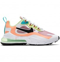 ДАМСКИ МАРАТОНКИ NIKE AIR MAX 270 REACT SE WHITE/MULTICOLOR