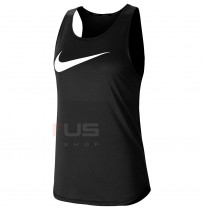 ДАМСКИ ПОТНИК NIKE W NK TANK SWSH RUN BLACK