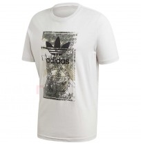 МЪЖКА ТЕНИСКА ADIDAS CAMO TONGUE TEE GREY