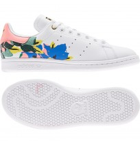 ДАМСКИ ОБУВКИ ADIDAS ORIGINALS STAN SMITH W WHITE/MULTI/GOLD