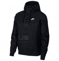 МЪЖКО ЯКЕ NIKE NSW HE WR JKT HD BLACK