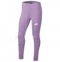 ДЕТСКИ КЛИН NIKE NSW FAVORITES LEGGING AOP VIOLET