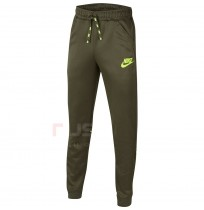 ДЕТСКО ДОЛНИЩЕ NIKE NSW POLY TAPERED PANT KHAKI