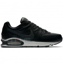 МЪЖКИ МАРАТОНКИ NIKE AIR MAX COMMAND LEATHER BLACK