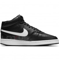 ДАМСКИ ОБУВКИ NIKE COURT VISION MID BLACK