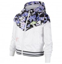 ДЕТСКО ЯКЕ NIKE NSW GX WINDRUNNER WHITE