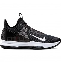 МЪЖКИ ОБУВКИ NIKE LEBRON WITNESS IV BLACK