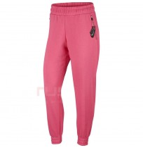ДАМСКО ДОЛНИЩЕ NIKE NSW AIR PANT 7/8 BB FLC PINK