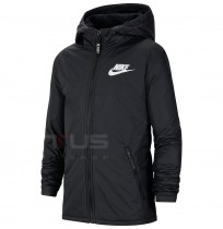 ДЕТСКО ЯКЕ NIKE NSW FLEECE LINED JACKET BLACK