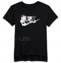 ДЕТСКА ТЕНИСКА NIKE NSW TEE ICONCLASH DPTL BLACK