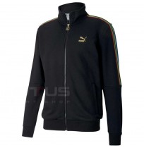 МЪЖКО ГОРНИЩЕ PUMA TFS WORLDHOOD TRACK TOP FT BLACK