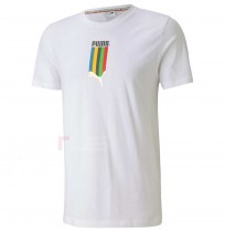 МЪЖКА ТЕНИСКА PUMA TFS GRAPHIC TEE WHITE