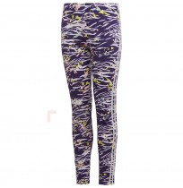 ДЕТСКИ КЛИН ADIDAS AOP LEGGINGS PURPLE