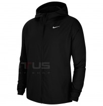 МЪЖКО ЯКЕ NIKE RUN STRIPE WOVEN JKT BLACK