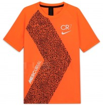 ДЕТСКА ТЕНИСКА NIKE CR7 B NK DRY TOP SS ORANGE