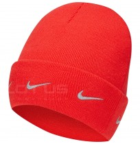 ЗИМНА ШАПКА NIKE NSW CUFFED BEANIE UTL FLASH RED