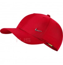 ДЕТСКА ШАПКА NIKE H86 CAP METAL SWOOSH RED