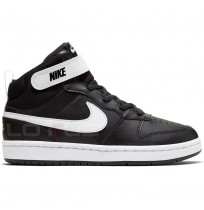 ДЕТСКИ ОБУВКИ NIKE COURT BOROUGH MID 2 PSV BLACK