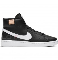 ДАМСКИ ОБУВКИ NIKE COURT ROYALE 2 MID BLACK