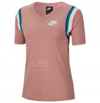 ДАМСКА ТЕНИСКА NIKE NSW HRTG TOP RUST PINK