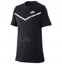 ДЕТСКА ТЕНИСКА NIKE NSW TEE WR CHEVRON BLACK