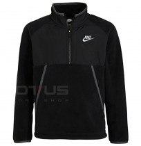 ДЕТСКО ГОРНИЩЕ NIKE NSW WINTERIZED HZ TOP BLACK
