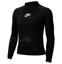 ДАМСКА БЛУЗА NIKE NSW AIR TOP LS BLACK