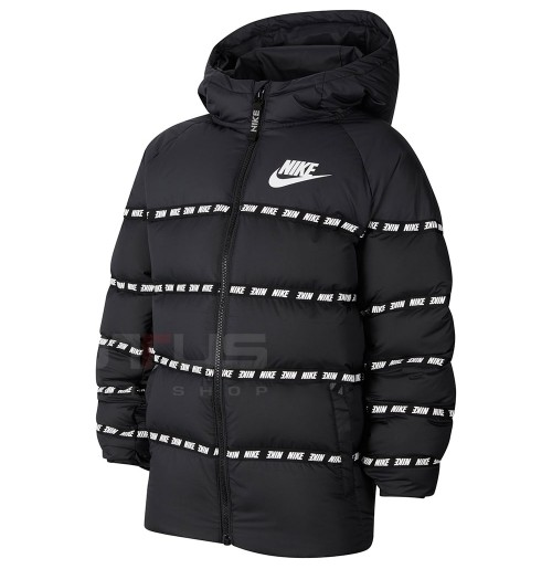 ДЕТСКО ЯКЕ NIKE NSW DOWN JKT BLACK