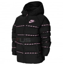 ДЕТСКО ЯКЕ NIKE NSW DOWN JKT BLACK/PINK