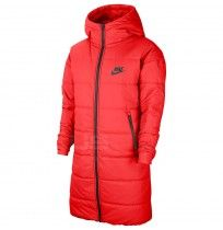 ДАМСКО ЯКЕ NIKE NSW CORE SYN PARKA CHILE RED