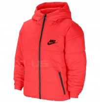 ДАМСКО ЯКЕ NIKE NSW CORE SYN JKT CHILE RED