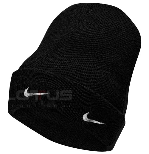 ЗИМНА ШАПКА NIKE NSW CUFFED BEANIE UTL FLASH BLACK