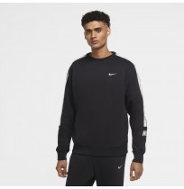 МЪЖКА БЛУЗА NIKE NSW REPEAT FLC CREW BB BLACK