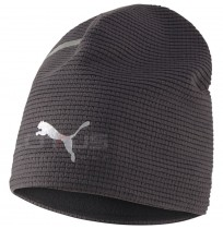 ЗИМНА ШАПКА PUMA WARM RUNNING BEANIE GREY