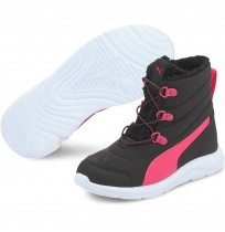 ДЕТСКИ БОТУШИ PUMA FUN RACER BOOT AC PS BLACK/ROSE