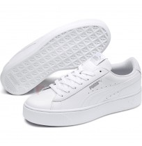 ОБУВКИ PUMA VIKKY STACKED L WHITE