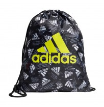МЕШКА ADIDAS SP GYMSACK G BLACK/WHITE