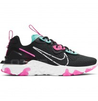 ДАМСКИ МАРАТОНКИ NIKE NSW REACT VISION BLACK/PINK