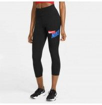 ДАМСКИ КЛИН NIKE ONE CROP HBR GRX TIGHT BLACK
