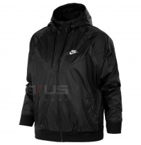 МЪЖКО ЯКЕ NIKE NSW HE WR HD WVN JKT BLACK