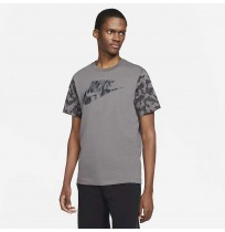 МЪЖКА ТЕНИСКА NIKE NSW TEE FUTURA CLUB FILL GREY