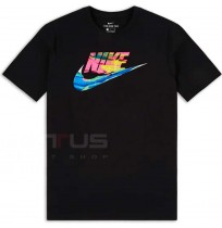 МЪЖКА ТЕНИСКА NIKE NSW TEE SPRING BREAK HBR BLACK