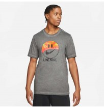 МЪЖКА ТЕНИСКА NIKE NSW TEE SPBRK LIKE NK DYE BLACK
