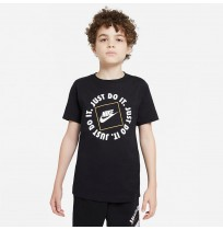 ДЕТСКА ТЕНИСКА NIKE NSW TEE JDI BOX BLACK